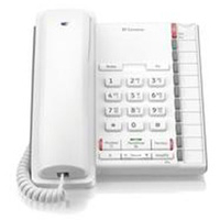 BT Converse 2200 Corded Phone White
