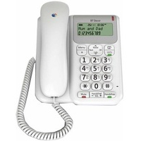 BT Decor 2200 Corded Analogue Telephone