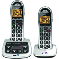 BT 4000 Big Button DECT Twin Phone