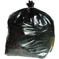 2Work Extra Heavy Duty Refuse Sacks Black.. Pack of 200
